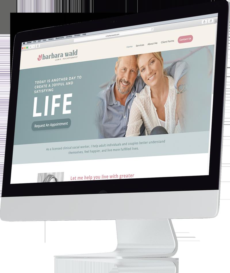 barbara wald website